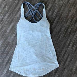 New Lululemon Athletica Yoga Tank Top Size 6